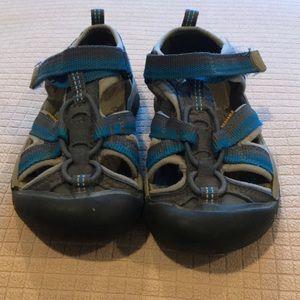 Boys Keen Waterproof Shoes